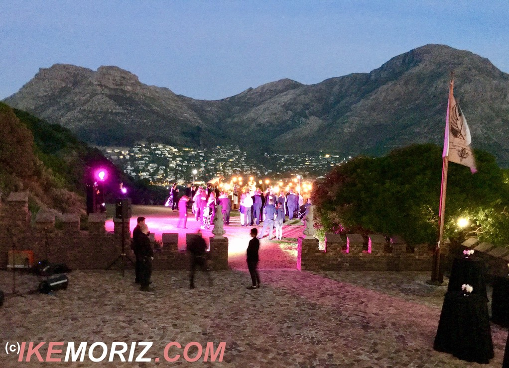 Ike Moriz Top wedding singer swing quartet Lichtenstein castle Hout Bay entertainment jazz pop blues dragon fantasy Russian live band Cape Town South Africa Mosquito records sunset reception