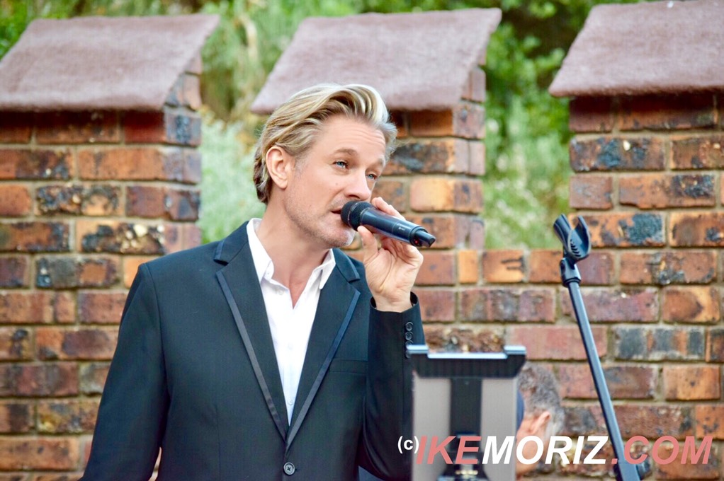 Ike Moriz Top wedding singer swing quartet Lichtenstein castle Hout Bay entertainment jazz pop blues dragon fantasy Russian live band Cape Town South Africa Mosquito records solo crooner