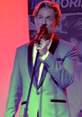 Ike Moriz Valentines Day concert Strand Helderberg Somerset West swing jazz Sinatra Bublé Simone rat pack tribute hits springbok blues restaurant romantic wonderful evening show love swings love night and day